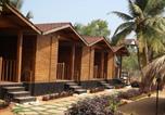 Hôtel Baga - Pousada Donaciana Wooden Cottages-2