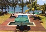 Location vacances Le Morne - Olana Beachfront Apartments-4