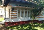 Location vacances Bentota - Bentota Lotus villa-1