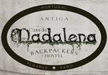 Hôtel Faro - Casa da Madalena Backpackers Hostel-1