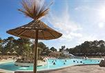 Camping avec Piscine Hourtin - Camping Atlantic Club Montalivet-1