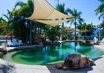 Hôtel Mission Beach - Lucinda Point Hotel Motel-2