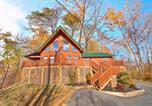 Location vacances Sevierville - A Rocky Top Escape-3