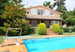 Location vacances Cardedeu - Holiday Home La Garriga 10+2-1