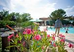 Camping  Acceptant les animaux Valensole - Camping Indigo Forcalquier-4