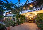 Hôtel Μάλια - Hotel Malia Holidays-1