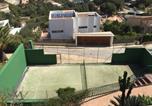 Hôtel Javea - Villa Lynx Land-2