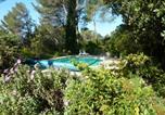 Location vacances Teyran - Maisonnette Dans Les Bois-4