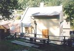 Location vacances Petrohrad - Holiday home Krivoklat-2