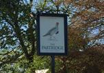 Hôtel Widnes - The Partridge-2
