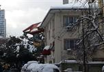 Hôtel Kanlıca - Nif Hotel Sisli-2
