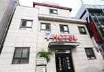 Hôtel Séoul - Myeongdong 7 Hotel-3
