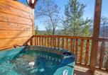 Location vacances Gatlinburg - Moonlight View- Two-Bedroom Cabin-4