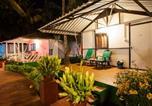 Camping avec WIFI Inde - Palolem Beach Resort-2