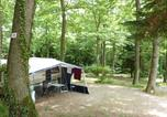 Camping avec Bons VACAF Huanne-Montmartin - Huttopia Camping de Wattwiller-4