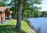 Camping avec WIFI Montigny-en-Morvan - Camping de L'Etang du Merle-2