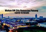 Location vacances Perai - Cosy 3 Bedroom Condo Bm City-1