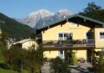 Location vacances Ramsau bei Berchtesgaden - Gästehaus Martinsklause-4
