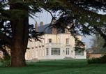 Hôtel Cahaignes - Chateau De Requiecourt-4