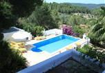 Location vacances Sant Joan de Labritja - Four-Bedroom Holiday home in Sant Joan de Labritja-4