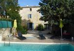 Location vacances Argilliers - Villa des Micocouliers-2