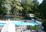 Camping avec Parc aquatique / toboggans Soursac - Camping Les Chalets Sur La Dordogne-3