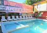 Hôtel Dominical - Cabinas Arena y Sol-2