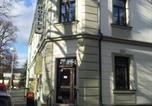 Hôtel Poděbrady - Hotel U Růže-2