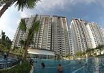 Location vacances Putrajaya - Tenang, Dwiputra@ Putrajaya-4