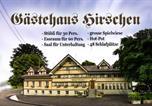 Location vacances Appenzell - Gästehaus Hirschen-4