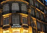 Hôtel Porto - Hotel Aliados-1