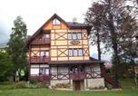Location vacances Vysoké Tatry - Penzión Villa Mon Ami-2