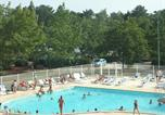 Camping avec Piscine couverte / chauffée Gastes - Camping Lou Broustaricq-1