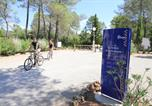 Camping avec Piscine couverte / chauffée La Ciotat - Flower Camping Le Relais de la Bresque-3