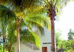Location vacances Puerto Escondido - Holiday Home Casita Mantarraya-2