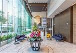 Hôtel Mong Kok - Hilton Garden Inn Hong Kong Mongkok-4