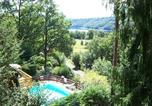 Location vacances Champs-sur-Tarentaine-Marchal - Bellevue 3-2