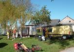 Camping avec Site nature Dol de Bretagne - Camping Le Frêche à l'Âne-2