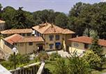 Hôtel Monforte d'Alba - Hotel Villa Beccaris-1