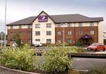 Hôtel South Lanarkshire - Premier Inn Glasgow East Kilbride - Nerston Toll-1