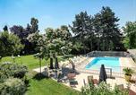 Hôtel 4 étoiles Charbonnières-les-Bains - Novotel Lyon Nord Porte de Lyon-1