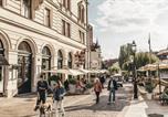 Location vacances Ljubljana - Apartmaji Tromostovje-1