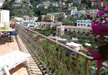 Location vacances Positano - Villa in Positano Amalfi I-2