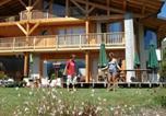 Location vacances La Côte-d'Aime - Chalet M-1