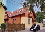 Location vacances Kőszeg - Apartment Horvátzsidány with Sauna 381-1