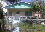 Location vacances Galveston - Parkside Cottage Home-1