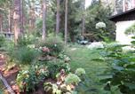 Location vacances Lychen - Kastavengrund - Ferienhaus Calluna mit Kamin-4