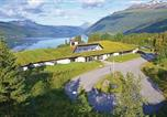 Location vacances Narvik - Apartment Tennevoll with Lake View 284-1