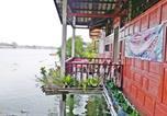 Location vacances Damnoen Saduak - Baan Bon Homestay-4