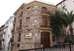 Hôtel Vilafamés - Hotel El Rullo-4